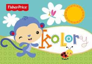 Fisher Price Kolory