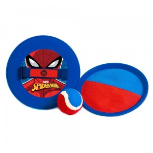 CATCH-BALL - PALETKI NA RZEP SPIDER-MAN