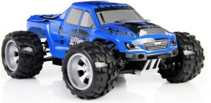High Speed Monster Truck 1:18 4WD 2.4GHz - Niebieski