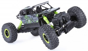Rock Crawler 4WD 1:18 RTR 2.4GHz - Zielony
