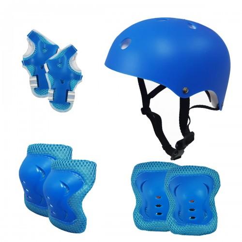 Kask Dla Dziecka Ochraniacze Na Rolki Rower Nieb Zabawki Z Pasją