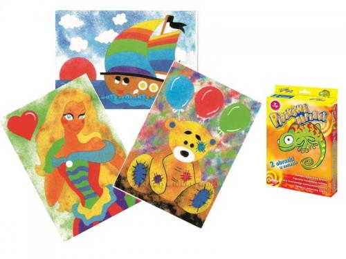 Malowanie Piaskiem Zabawki Z Pasja