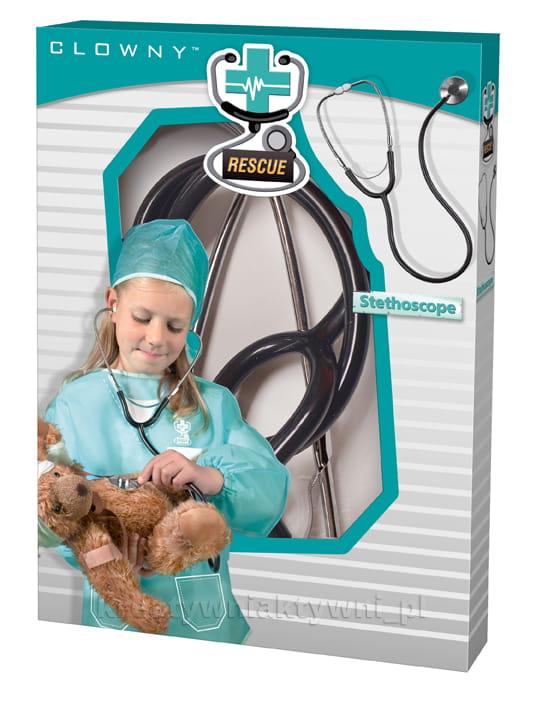 Stetoskop Jak Prawdziwy Dla Dzieci Zabawki Z Pasją